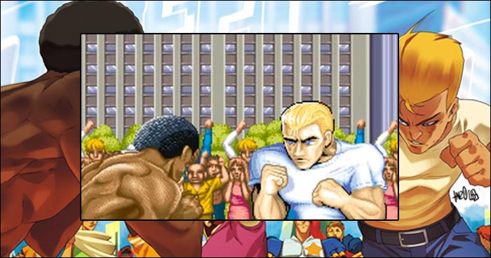 Street Fighter 2 S Original Intro Recreated In This Awesome Art Piece