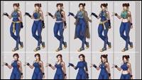 Unused Chun Alpha Costumes image #1