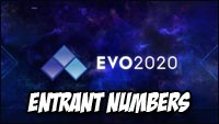 EVO Online 2020 entrant numbers and prizes image #1