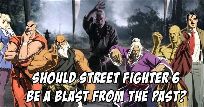 What If The Next Street Fighter Went Way Back On The Timeline And