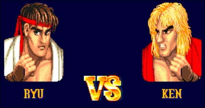 Who Is Stronger Ryu Or Ken Street Fighter 2 Producer Puts The Age