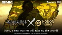 Samurai Shodown collaboration with Tencent image #1