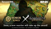 Samurai Shodown collaboration with Tencent image #2