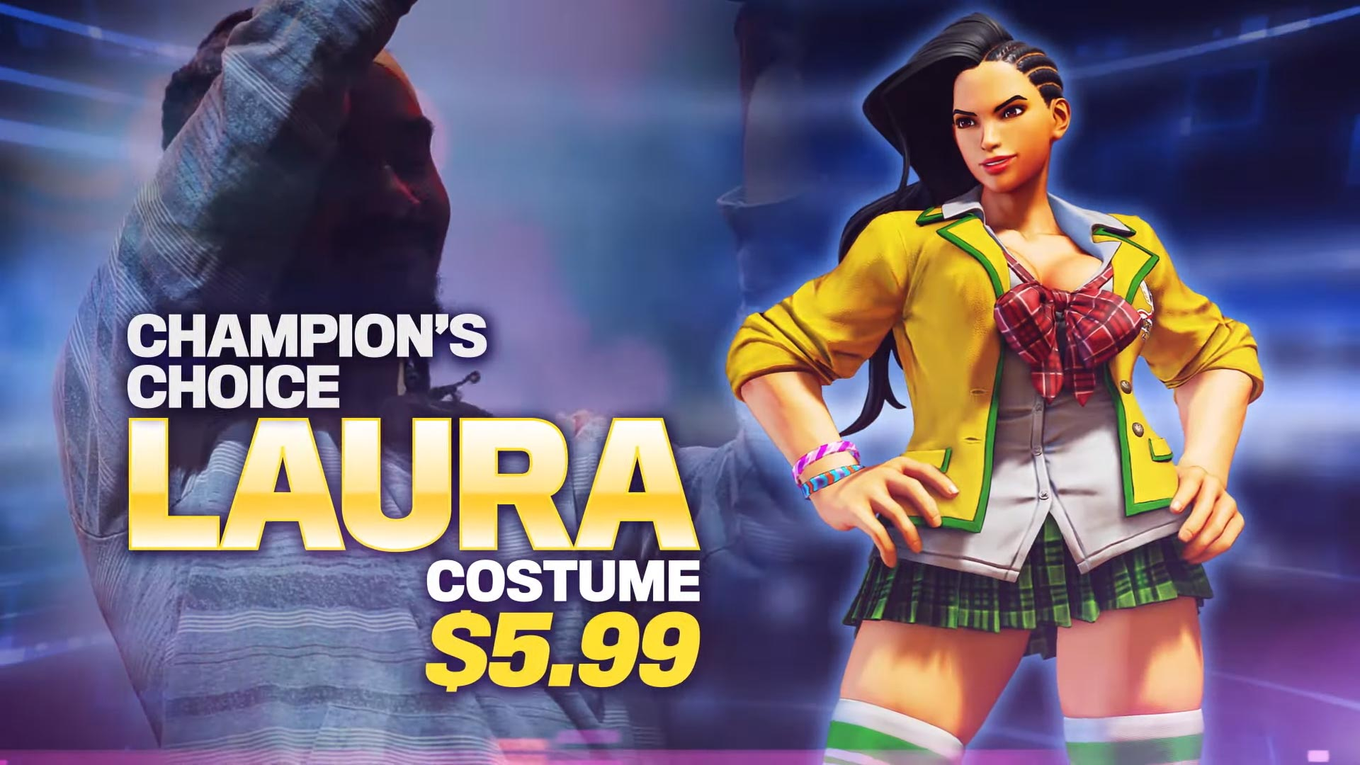 Street Fighter 5: Champion Edition 2020 Capcom Pro Tour DLC 2 out of 5 image gallery