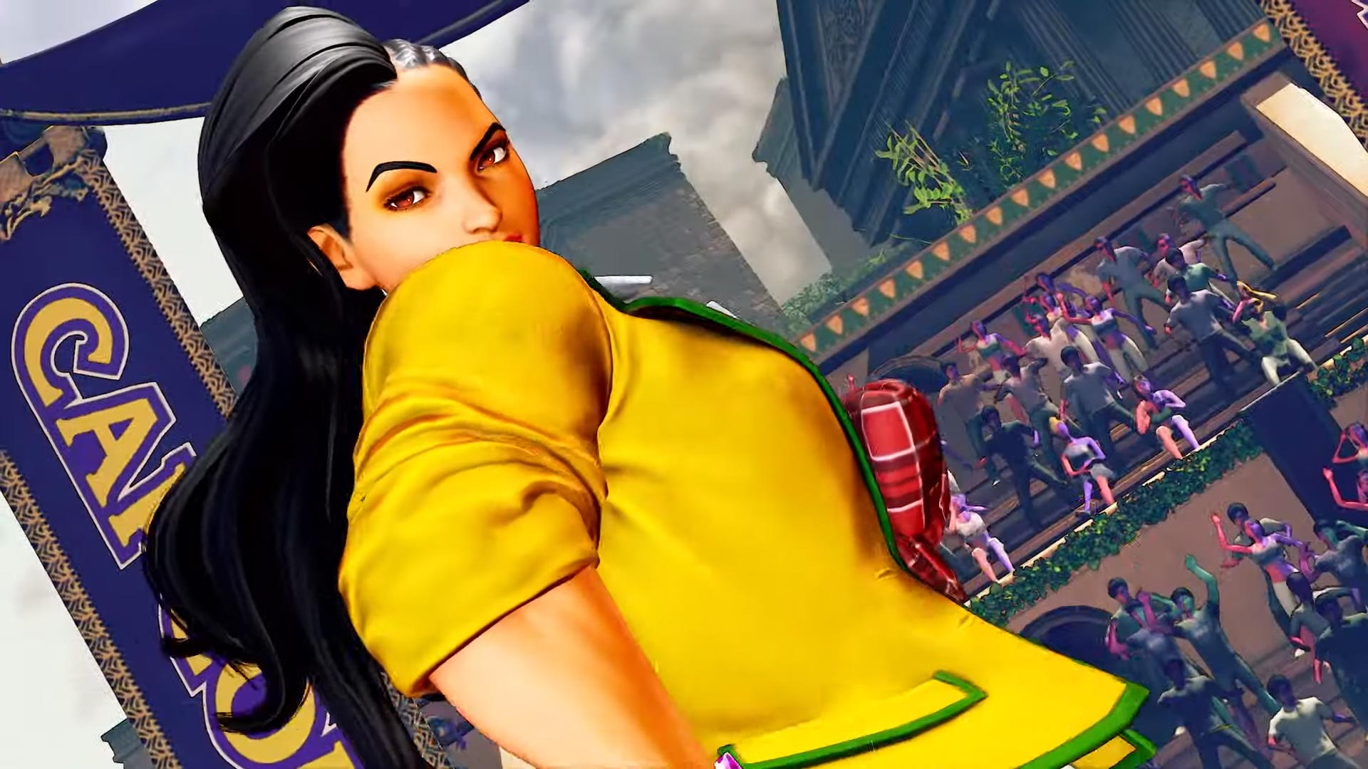 Street Fighter 5: Champion Edition 2020 Capcom Pro Tour DLC 3 out of 5 image gallery