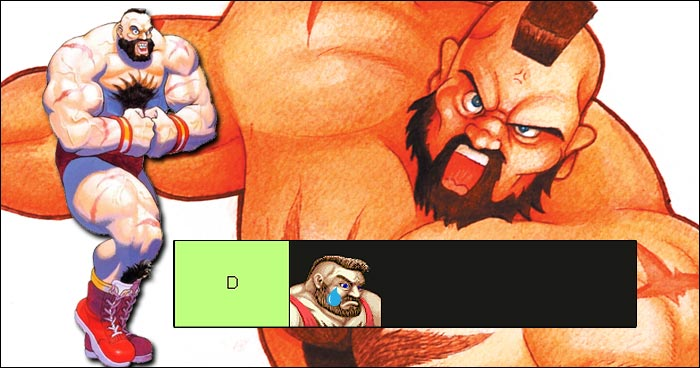 One Unbeatable Street Fighter 2 Zangief Expert Was The Reason The