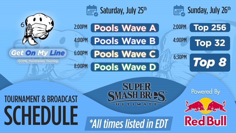 GOML Ultimate schedule 1 out of 1 image gallery