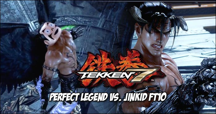 Perfect Legend Faces Off Against Jinkid The Tekken 4 Evo Champ In