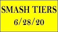 Smash Ultimate July tiers image #2