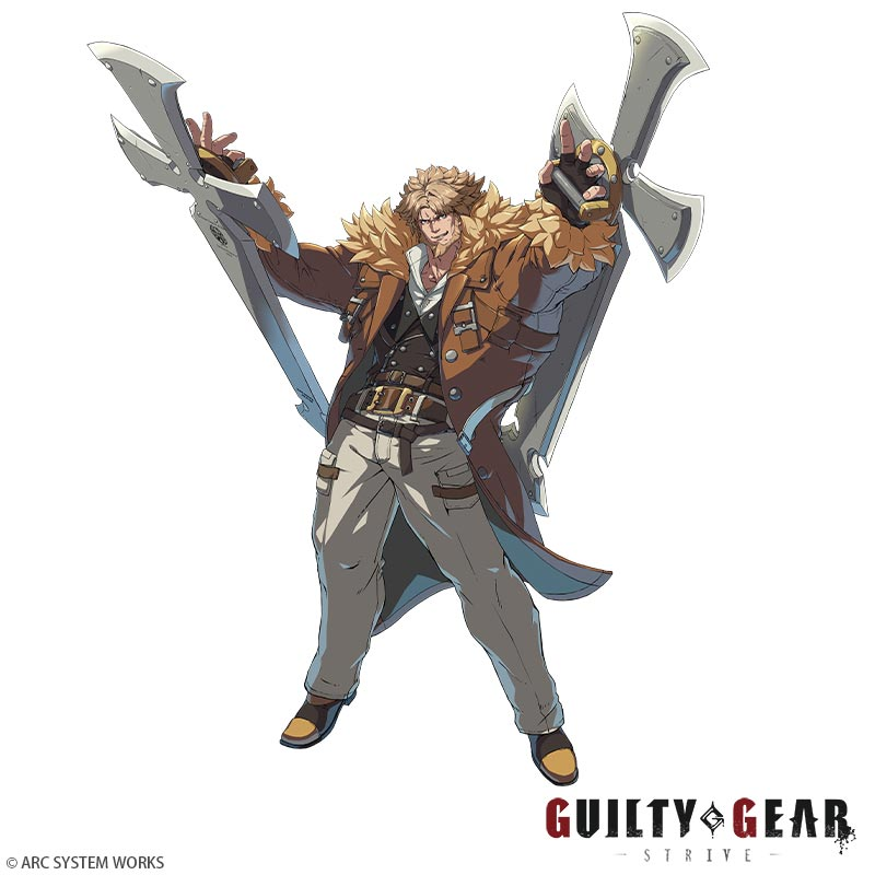 Guilty Gear Strive Leo Whitefang and Nagoriyuki 6 out of 7 image gallery