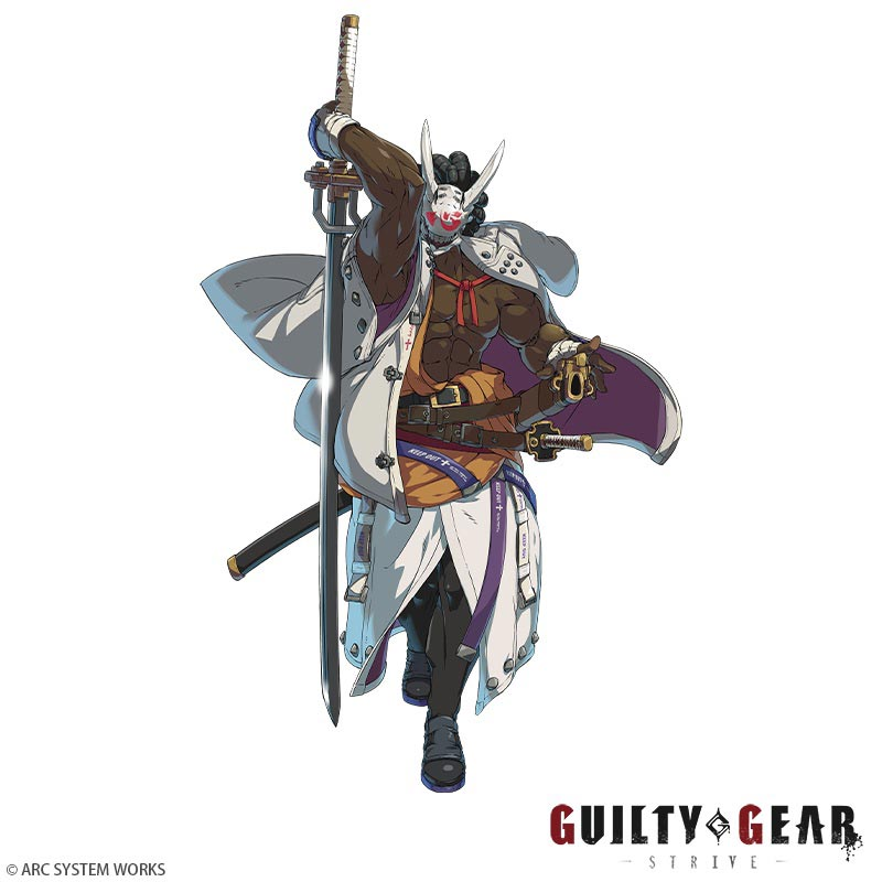 Guilty Gear Strive Leo Whitefang and Nagoriyuki 7 out of 7 image gallery
