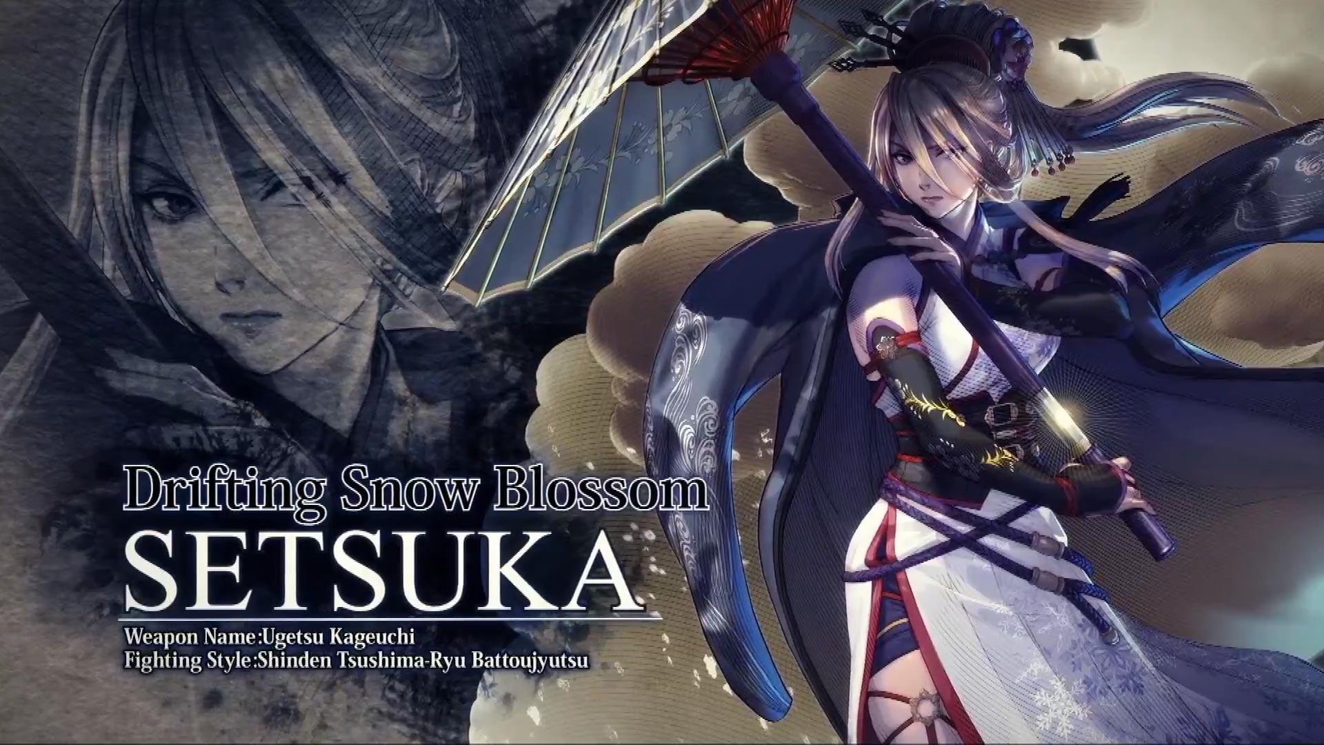 Soulcalibur 6 představil Setsuku