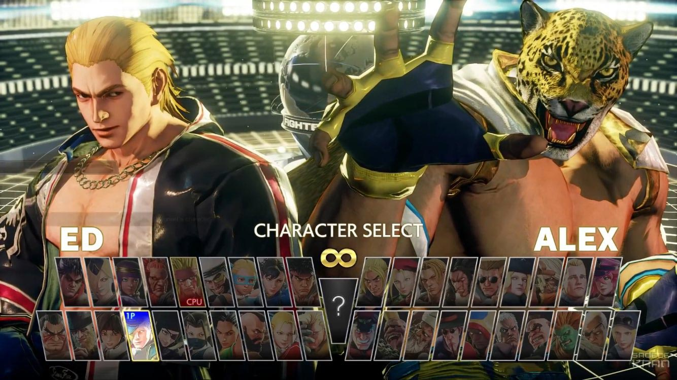 Tekken SF5 Mod 3 out of 12 image gallery