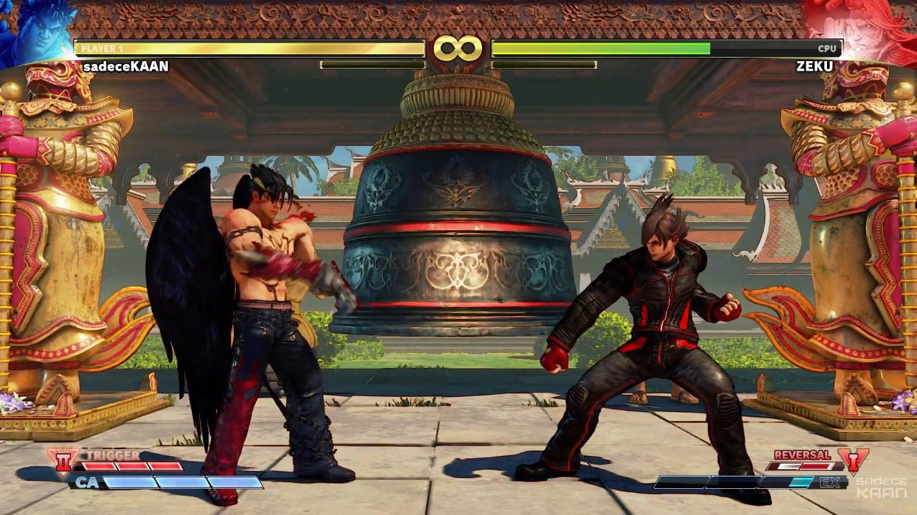 Tekken SF5 Mod 6 out of 12 image gallery