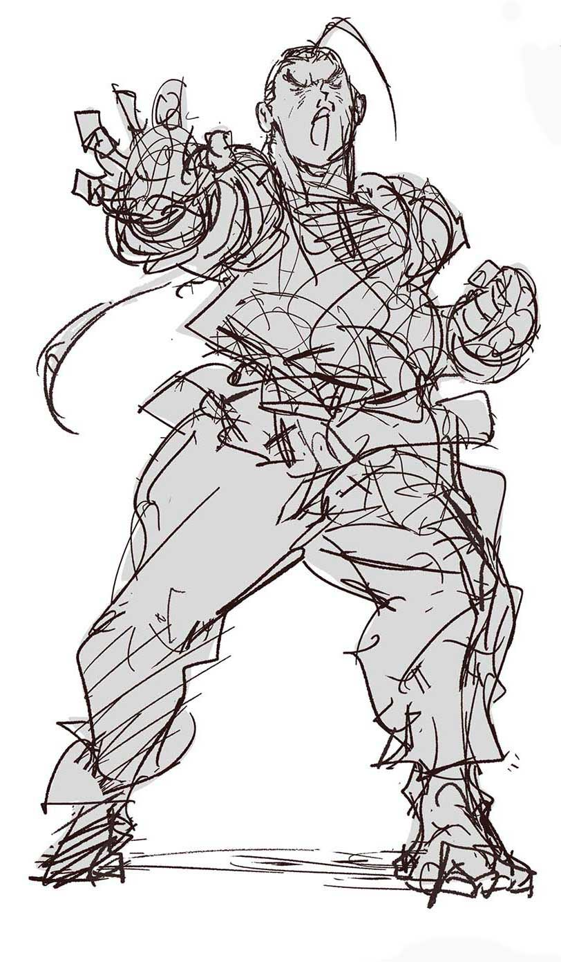 New Character Rough Sketches 1 out of 8 image gallery