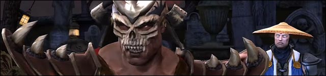 Raiden And Shao Kahn Were Brothers In An Alternate Mortal Kombat