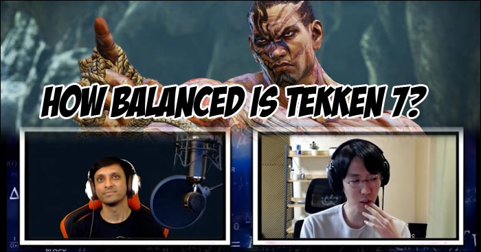 It S Not As Bad As When Leroy First Dropped But Tekken 7 Still Really Needs Balance Updates According To Jdcr