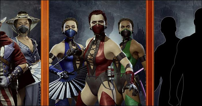 Klassic Femme Fatale Skin Pack Unveiled For Mortal Kombat 11