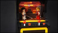 Custom Lego Street Fighter arcade  out of 4 image gallery