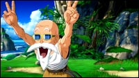 Master Roshi in Dragon Ball FighterZ image #10