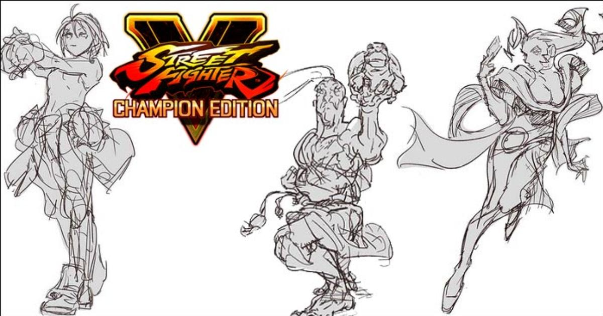 Additional Details Released For Street Fighter 5 Champion Edition