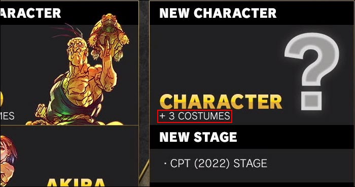 There S Reason To Speculate That Street Fighter 5 Season V S Final