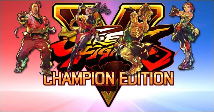 Update Which Revealed Season V Characters For Street Fighter 5 Champion Edition Have You The Most And Least Excited