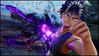 Jump Force Hiei screens image #1