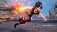 Jump Force Hiei screens  out of 4 image gallery