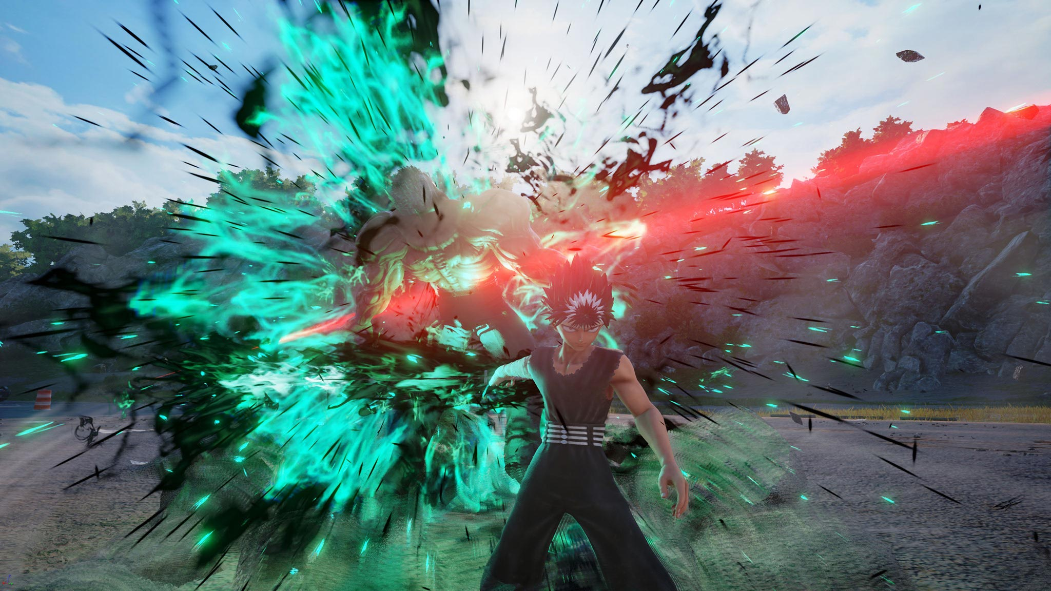 Jump Force Hiei screens 4 out of 4 image gallery