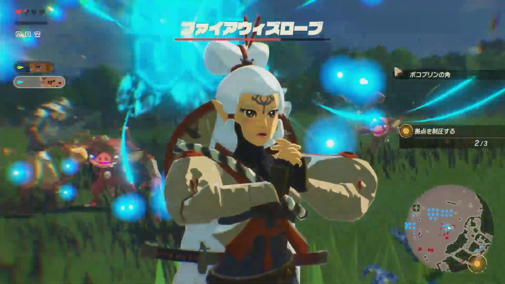 Impa In Hyrule Warriors Age Of Calamity 1 Out Of 3 Image Gallery