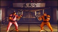 Dan SF5 gameplay image #1