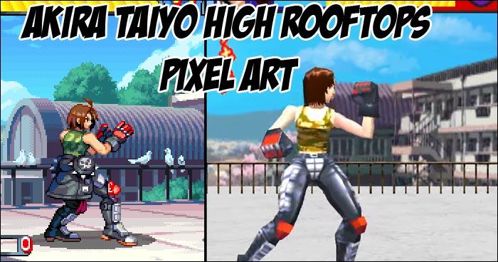 street fighter v akira rival schools