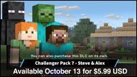 Steve release DLC screens image #1