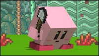 Minecraft Kirby Hat image #2