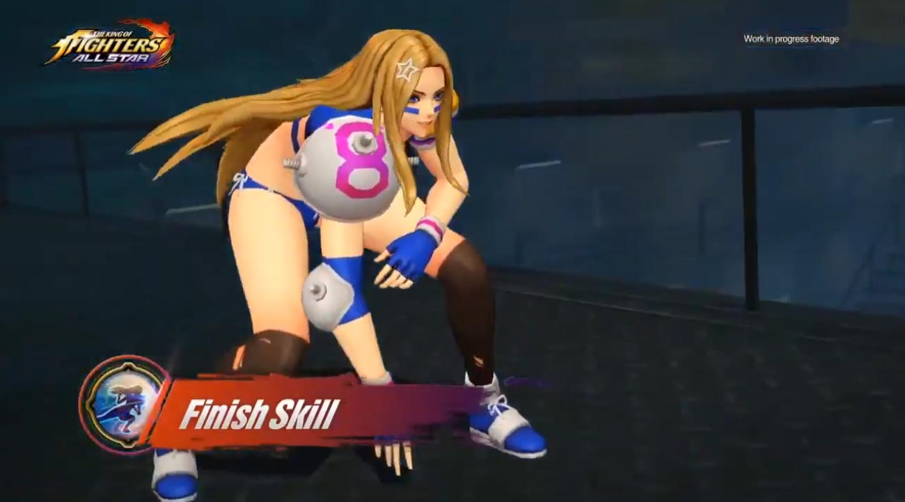 Lady Geese in KoF Allstar 5 out of 6 image gallery
