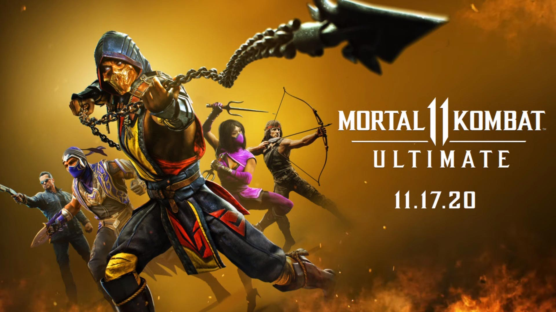 Mortal Kombat 11: Ultimate 11 out of 14 image gallery