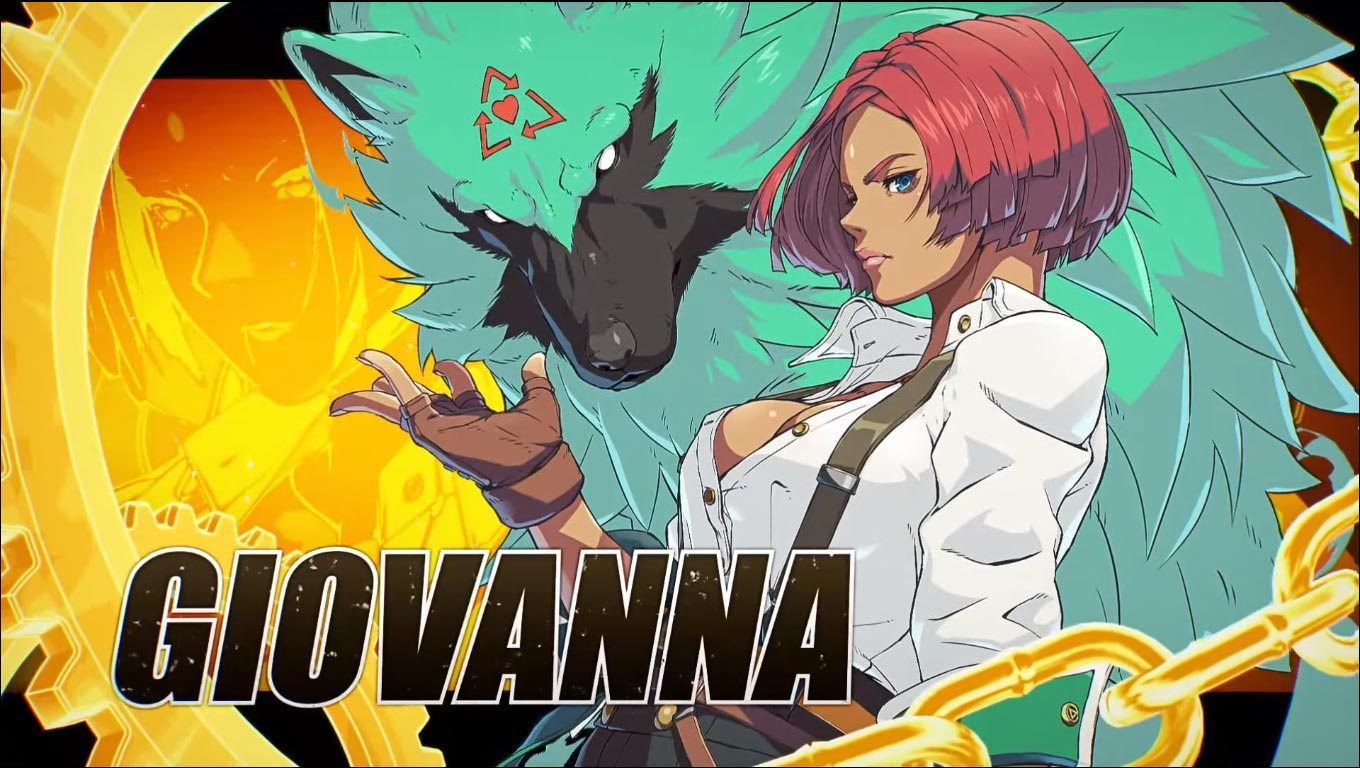 Guilty Gear Strive's Giovanna 3 out of 12 image gallery