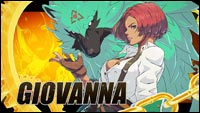 Guilty Gear Strive's Giovanna  out of 12 image gallery