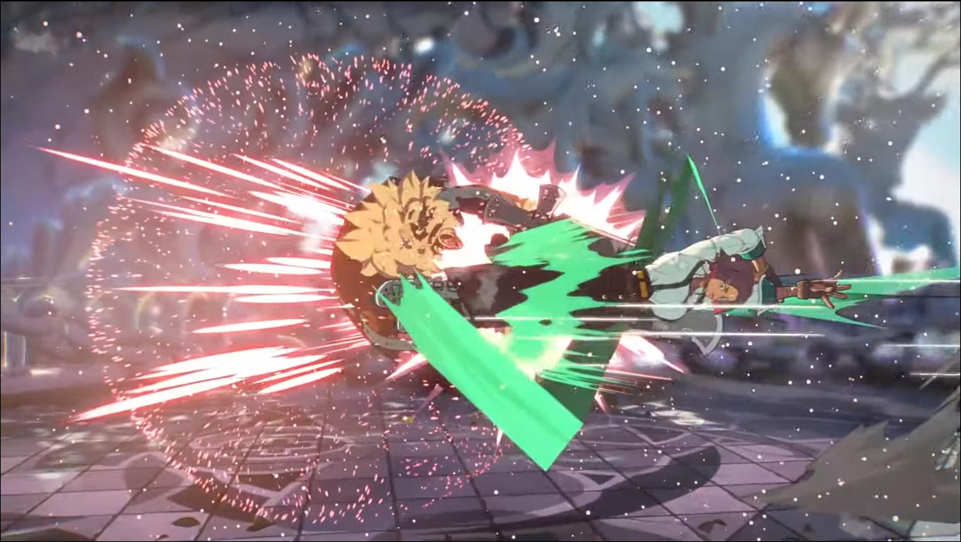 Guilty Gear Strive's Giovanna 5 out of 12 image gallery