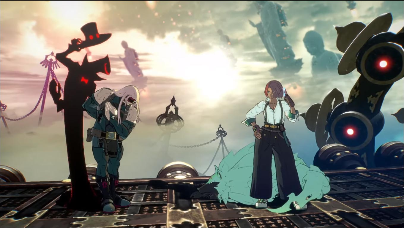 Guilty Gear Strive's Giovanna 7 out of 12 image gallery