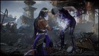 Rain MK11 Gameplay Trailer image #1
