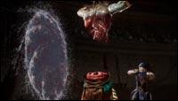 Rain MK11 Gameplay Trailer image #2
