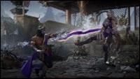 Rain MK11 Gameplay Trailer image #5