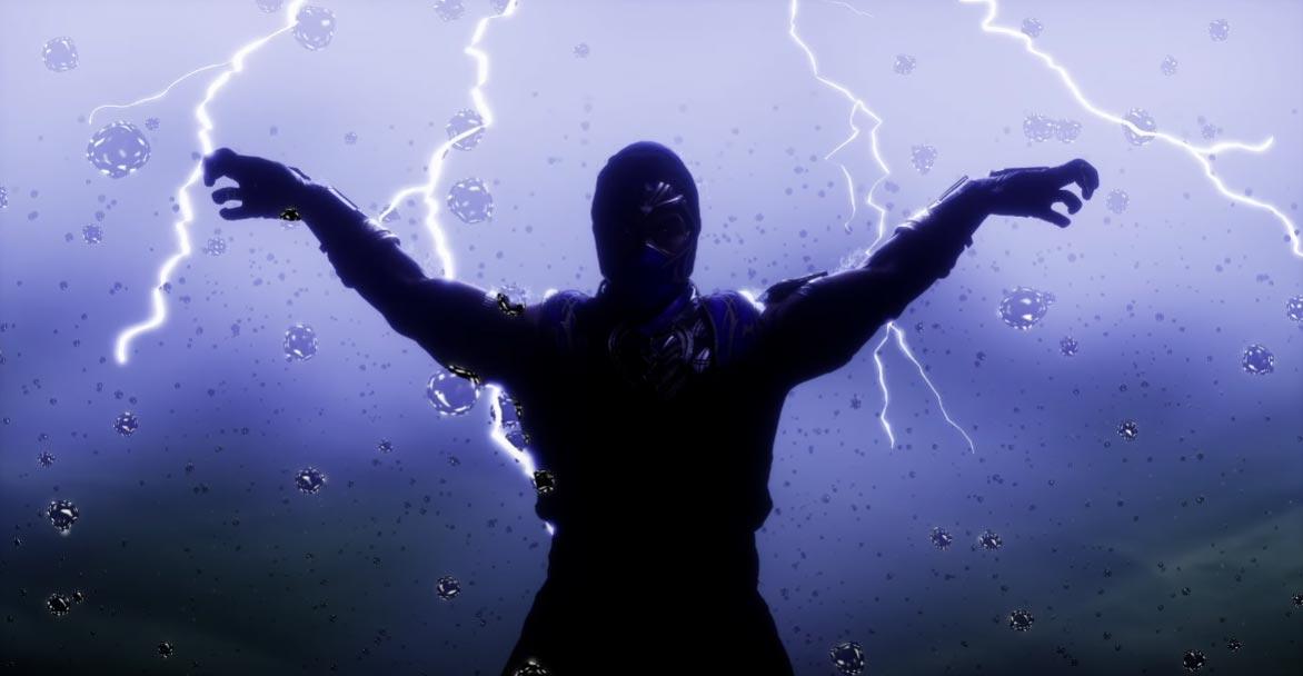 Rain z Mortal Kombatu se předvedl v gameplay traileru