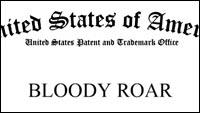 Bloody Roar trademark image #1