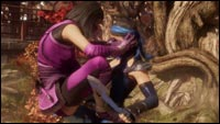 Mileena gameplay trailer reveal image #4
