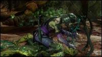 Mileena gameplay trailer reveal image #6