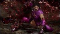 Mileena gameplay trailer reveal image #8