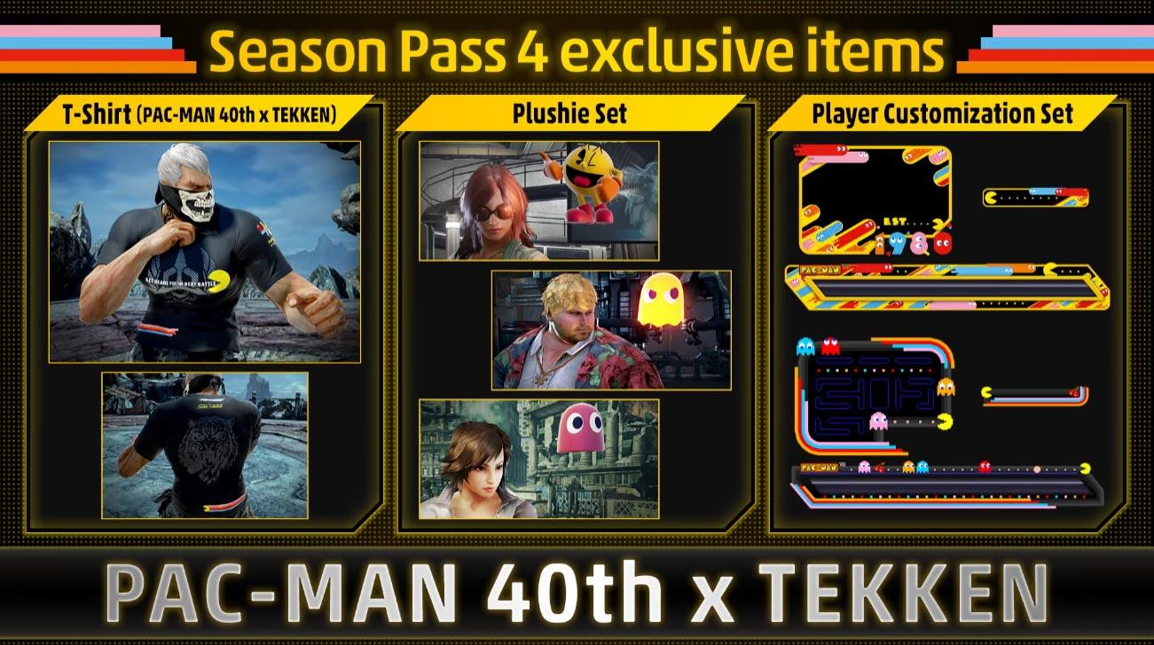 Tekken 7 Season 4 přichází s release trailerem